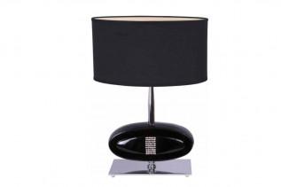 MALIBU stolová lampa, čierna