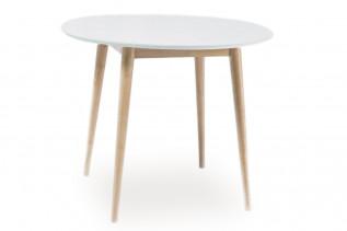 KLARSON jedálenský stôl okrúhly