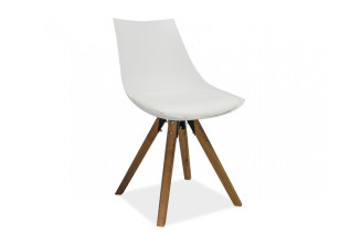LENA stolička, buk/biela
