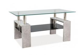 LISA II konferenčný stolík, betón