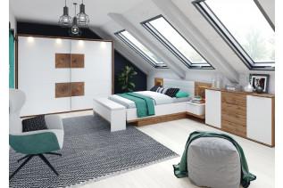 LIVIGNO spálňa