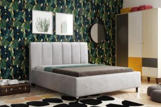 LUBICA I manželská posteľ 160 x 200 cm