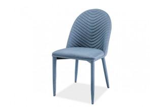 LUCILE jedálenská stolička, denim