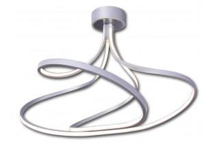 LUNGO stropná lampa LIS 5220PL - aluminium