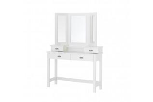 MADYSON zrkadlo nad stolík z masívu 25