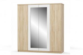 REBEKA, šatníkova skriňa so zrkadlom