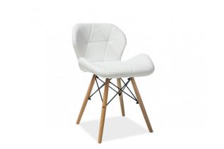 MATHIAS stolička, buk/biela