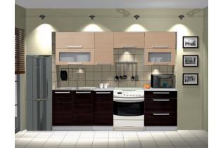 MERKURY kuchyňa 240 cm