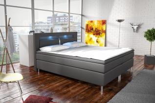 posteľ levanda