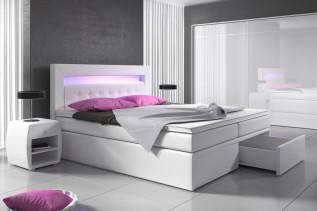 posteľ boxspring
