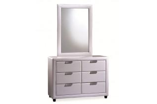 Toaletka MIDO - komoda + zrkadlo