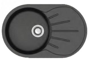 Drez kameninový MK MB110, Čierna Q4