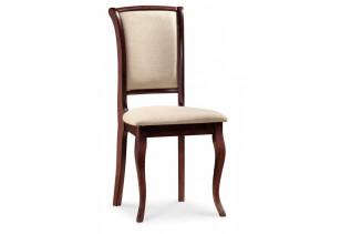 MN-SC čalúnená jedálenská stolička, čerešňa antická D06.