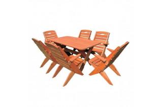záhradný stôl mo109