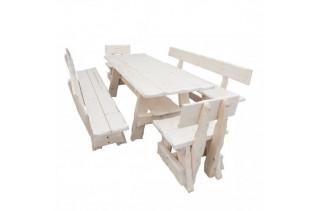 zahradný stôl