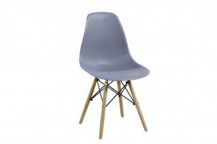Moderná stolička MODENA II, buk/sivá
