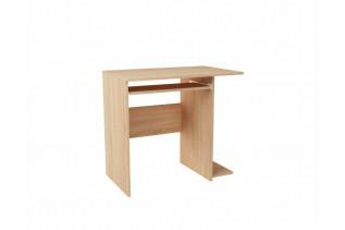 Klasický stôl na počítač NERO 1, dub sonoma, pravé prevedenie