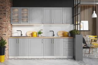 NATY kuchyňa 260 grey mat