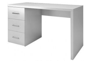 NESTER písací stôl, biely