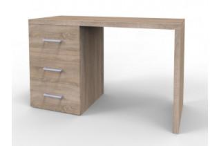 NESTER písací stôl, dub sonoma