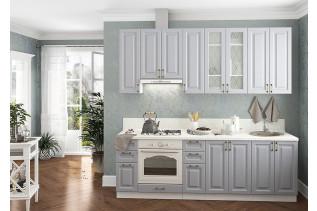 Kuchynská zostava NICE 240, dub sivý