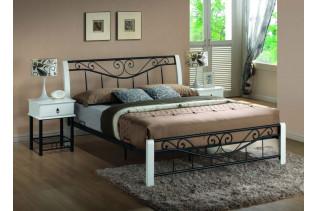 Kovová posteľ DARMA 160x200