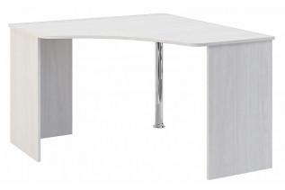 PRAHA písací stôl rohový, jaseň angkor