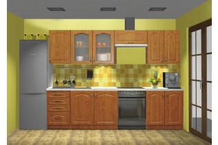 PREMIUM kuchyňa 240, jelša