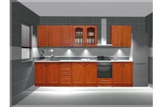 PREMIUM kuchyňa, vzorová zostava, hruška