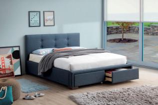 PROKOP čalúnená manželská posteľ 160