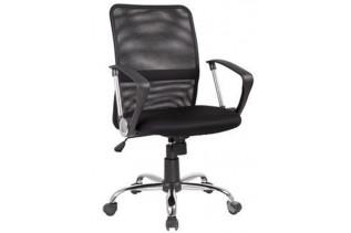 Q-078 kancelárske kreslo, čierne.