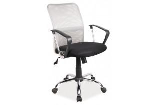 K-078 kancelárske kreslo, šedé