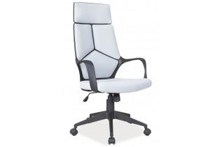 Kancelárske kreslo K-199, šedé