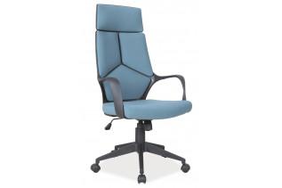 Kancelárske kreslo K-199, modré
