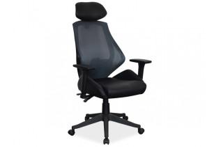 K-406 kancelárske kreslo, čierne