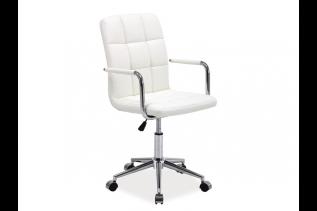 Kancelárske kreslo K-022, biela
