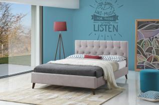 KVIDO 160 čalúnená manželská posteľ