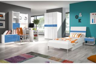 detská izba modrá