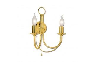 RETRO, nástenná lampa 0283K/2