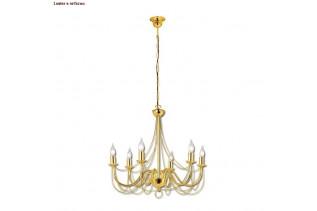 RETRO, závesná lampa 0281Z