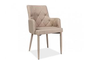 RICHARDO jedálenská stolička, béžová