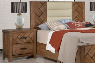 ALOHA drevený nočný stolík
