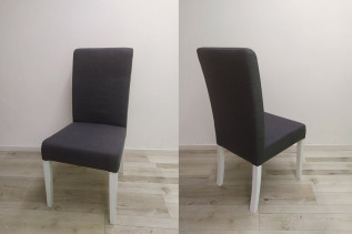 SKOTI jedálenská stolička, inari 60/biela