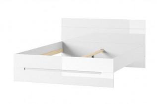 CELENE 35 biela manželská posteľ