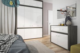 Moderná spálňa SELENA