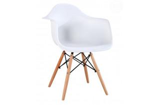Jedálenská plastová stolička SHILL