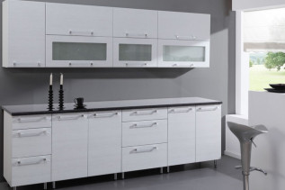 kuchyňa 260 biela