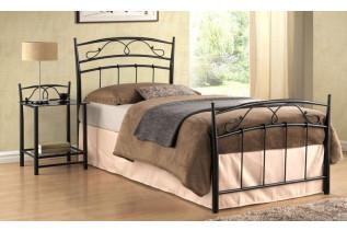 Kovová posteľ SEINA
