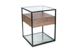 ELPHY sklenený konferenčný stolík
