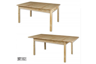 ST102 Jedálenský stôl rozkladací